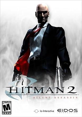Amazon Com Hitman 2 Silent Assassin Pc Video Games
