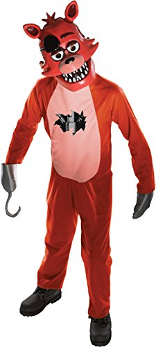 Rubie's Five Nights Child's Value-Priced at Freddy's Foxy Costume, Medium]()