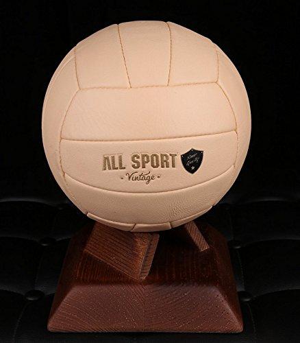 Balón de voleibol - Clair, zócalo cuadrado madera maciza Oscuro ...