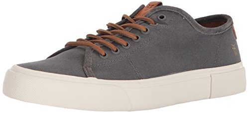 FRYE Men's Ludlow Low Tennis Shoe Grey sale extremely pbxZlxLiUm