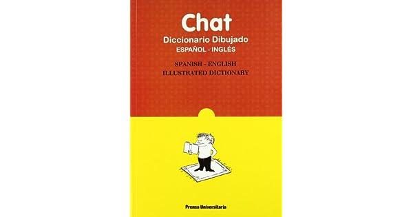 Amazon.com: Chat : diccionario dibujado español-inglés ...