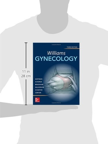 Williams Gynecology, Third Edition - http://medicalbooks.filipinodoctors.org