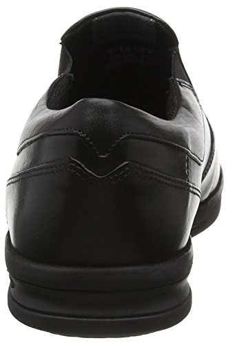 Kickers Men's Troiko Slip Loafers Black (Black) 9uHONUnj8