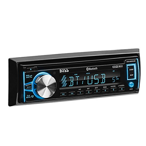 Boss Audio Systems Boss Audio Elite 560BRGB Car Stereo -Sing