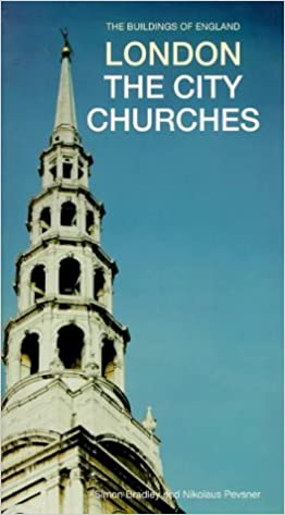Book The Buildings of England: London: The City Churches