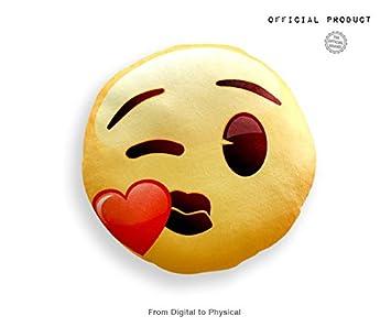 Coussin Imprimé Emoji Emoji Oreiller Emoji Coussin Emoticon