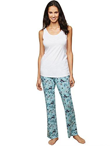 Sleep Pant Spandex (Motherhood Slim Fit Maternity Sleep Pant)
