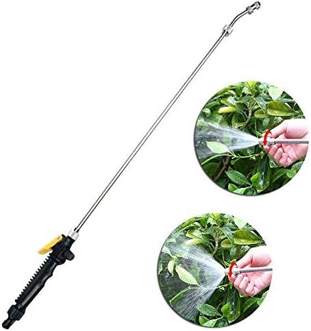 Water Gun High Pressure Washer Sprayer Car Wash Tool Garden Water Spray Washer For Watering Flowers 56/65cm 65CM