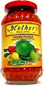 Mother's Recipe Mixed Pickle (South Indian Style) - 10.58oz