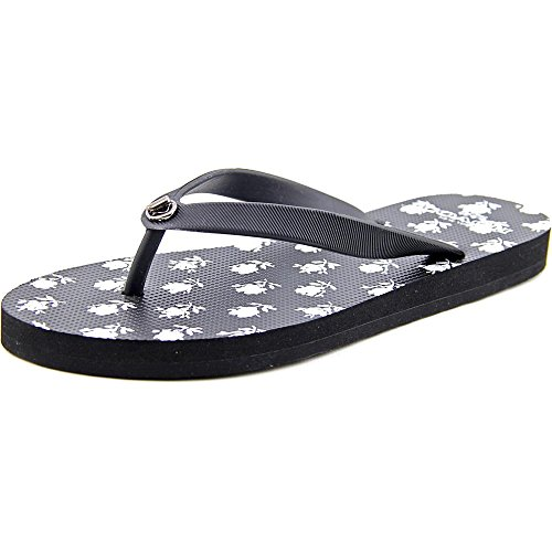 Coach Alyssa Open Synthetic Sandal