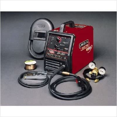 Lincoln Electric K18731 Lincoln SP135T MIG Flux Welder