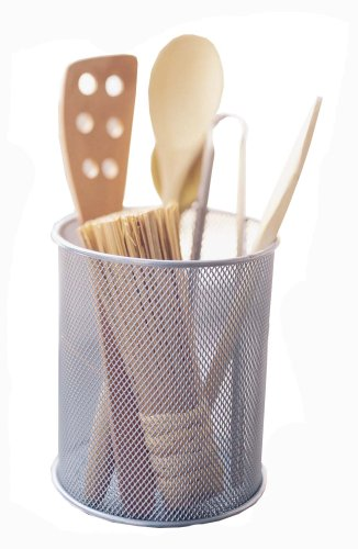 Mesh Durable Pencil Cup Holder - 5