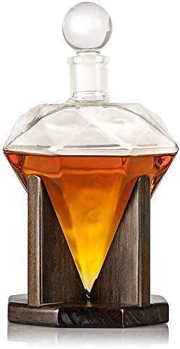 CVMFE Whisky, Creativo Diamante Copa de Vino, de Licor ...