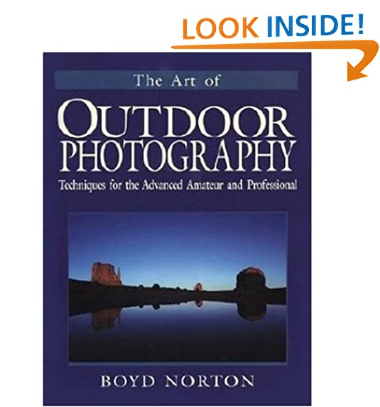 technique Advanced outdoor professional art amateur photography