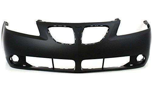 pontiac g6 front bumper cover - 1