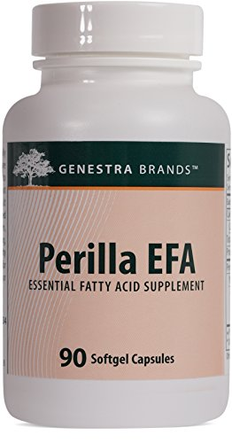Genestra Brands - Perilla EFA - Essential Fatty Acid Formula Supports Skin Health* - 90 Softgel Capsules