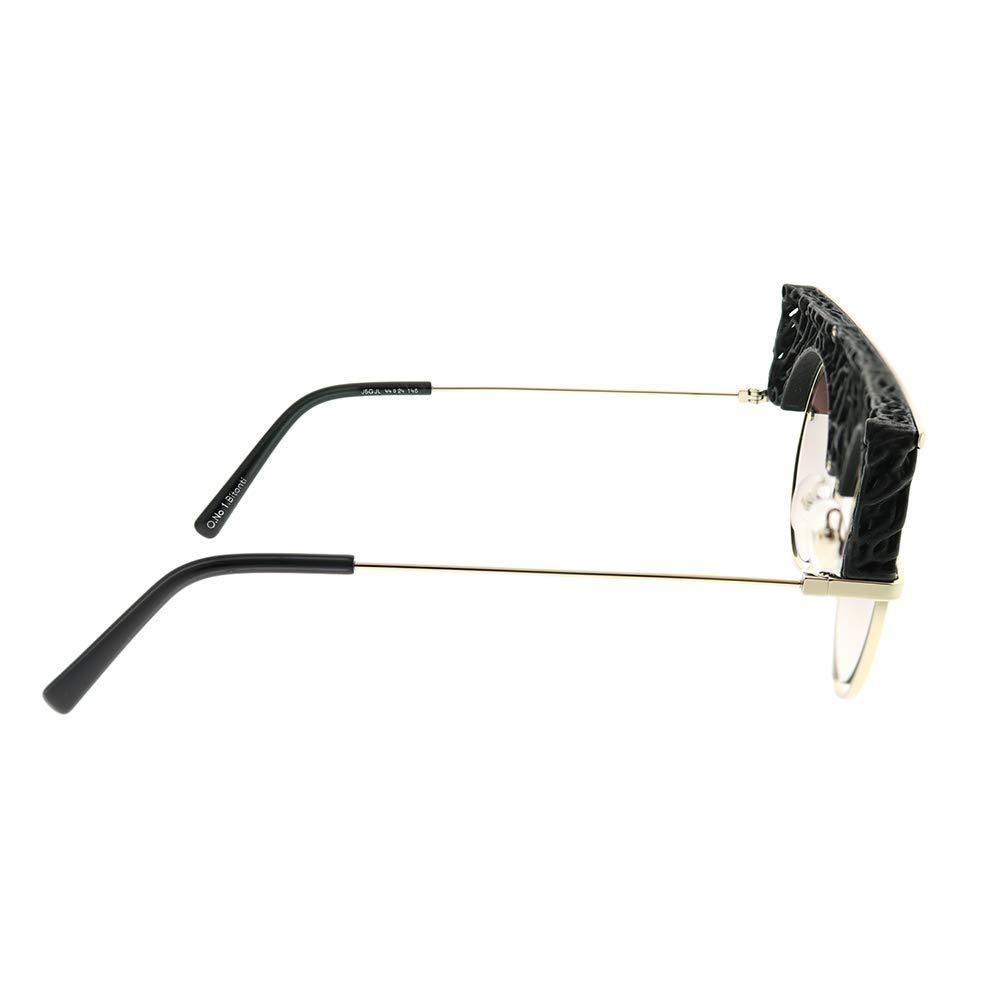 Amazon.com: OXYDO 1.Bitonti J5G JL - Gafas de sol redondas ...