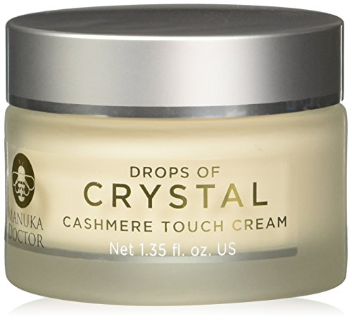 Manuka Doctor Drops of Crystal Cashmere Touch Cream, Natural
