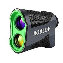 距離測定器 BOBLOV ゴルフスコープ ゴルフレーザー ゴルフ用 レー...