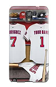 New Style 4537093K209570272 washington nationals MLB Sports & Colleges best Note 3 cases