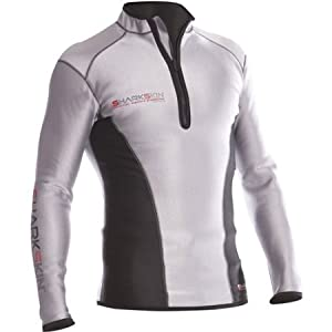 Sharkskin Mens Chillproof Climate Control Long Sleeve Wetsuit