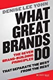 WHAT GREAT BRANDS DO: The Seven Brand-Building Principles that Separate The Best from The Rest