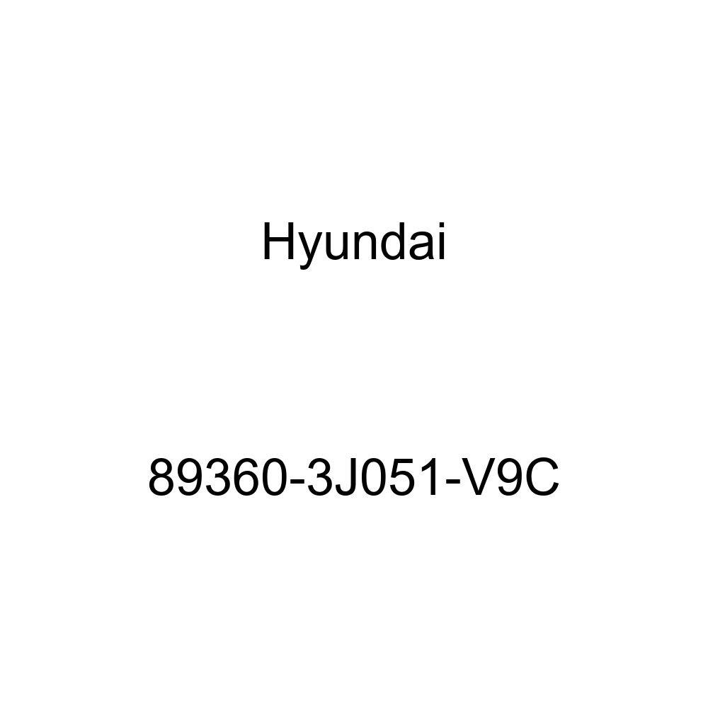 Genuine Hyundai 89360-3J051-V9C Seat Cover Assembly Left
