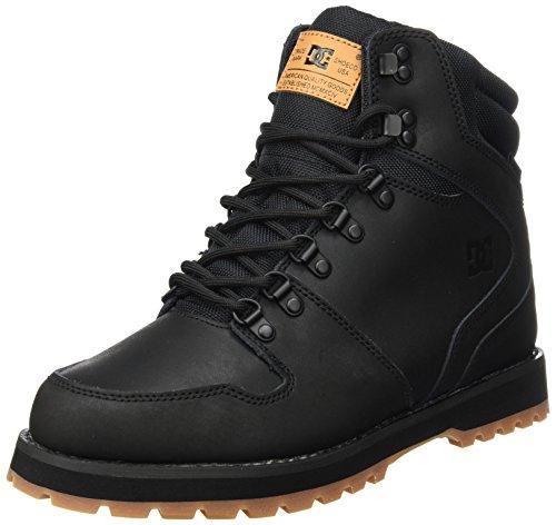 Nero Peary Shoes Black DC Classici Stivali Gum Uomo qapFOXx