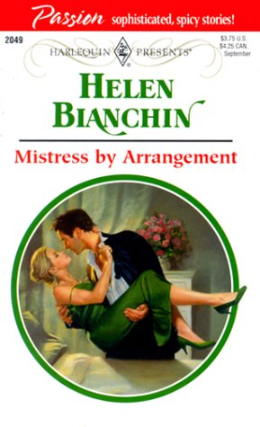 book cover of Mistress by Arrangement