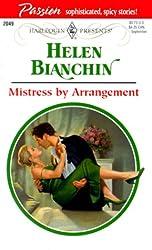 Mistress by Arrangement (Harlequin Presents)