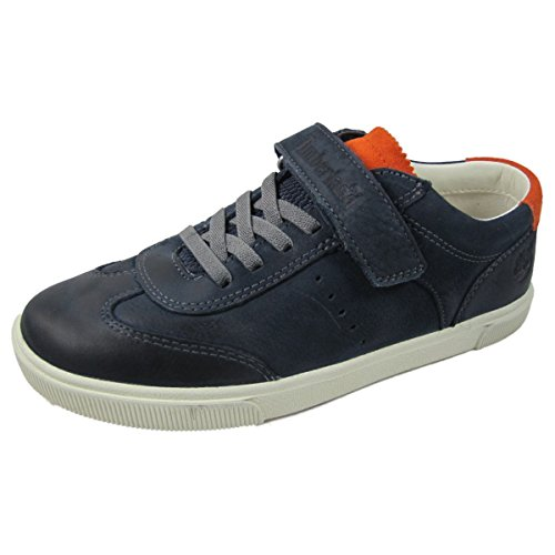 Timberland Hookset Camp Navy Nubuck Youth Sneakers Navy