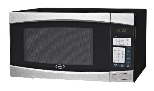 Oster OGYM1401 1.4 Cubic Feet Digital Microwave, Black