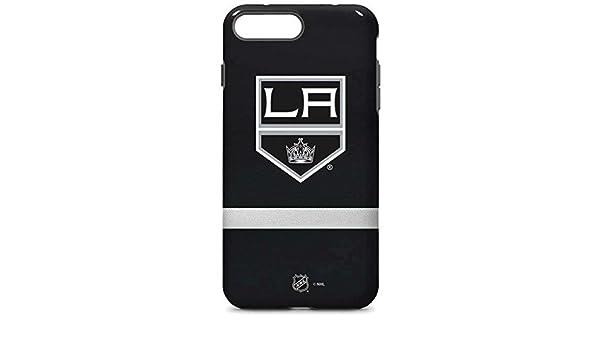 c315baf8c Amazon.com  Skinit NHL Los Angeles Kings iPhone 8 Plus Pro Case - Los  Angeles Kings Jersey Design - High Gloss