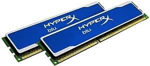 Kingston KHX1333C9D3B1K2 - Kit de memoria RAM (2 x 4 GB, PC3, DDR3, 1333 MHz, 240 pines)