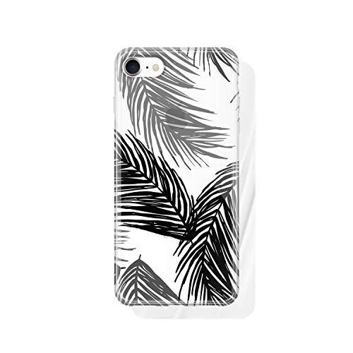 iPhone 8 Plus / 7 Plus Clear case, Akna TrueSense Series Flexible Silicon Cover for Both iPhone 7 Plus & 8 Plus (1240-U.S)