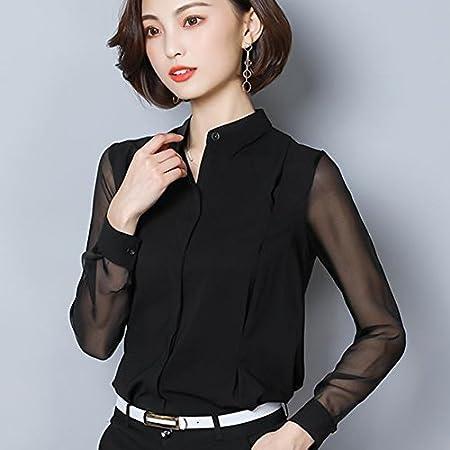 XXIN Camiseta Tejida Nieve Long-Sleeved Hembra/Small Business ...