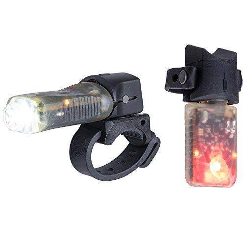Light & Motion Vibe Pro HL + Vibe TL Smart Bike Light Combo