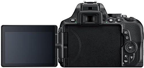 41KYMBU56RL. AC  - Nikon D5600 Digital SLR Camera & 18-55mm VR DX AF-P Lens - (Renewed)