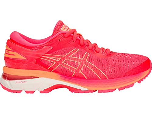 ASICS Women's Gel-Kayano 25 Running Shoes, 10M, Diva Pink/Mojave
