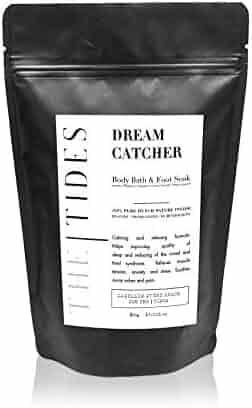 The Tides Dream Catcher Body Bath & Foot Soak - Refill, 800 g.