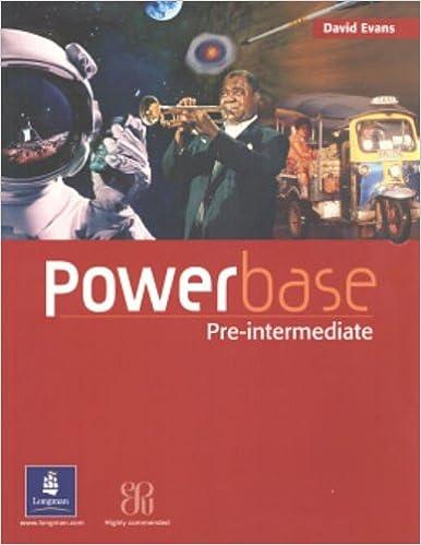Book Powerbase: Coursebook Level 3 (Pre-intermediate)(Powerhouse)