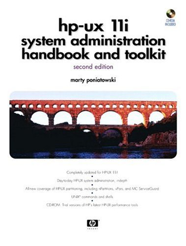 Price comparison product image HP-UX 11i Systems Administration Handbook and Toolkit (2nd Edition)