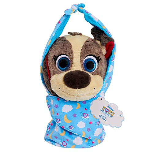 Disney Jr T.O.T.S. T.O.T.S. Cuddle & Wrap Plush - Pablo The Puppy