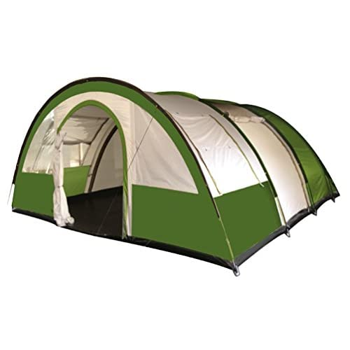 Freetime-Tentes camping familiales - GALAXY 4 - tente tunnel 4 personnes - tente camping confort