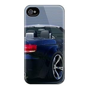 GAwilliam Iphone 4/4s Hybrid Tpu Case Cover Silicon Bumper Bmw M3