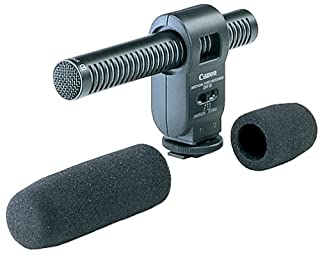 Canon USA BP-512 Directional Stereo Mic DM 50 for Camcorders with Advanced Access Shoe (B00005LD4W) | Amazon price tracker / tracking, Amazon price history charts, Amazon price watches, Amazon price drop alerts