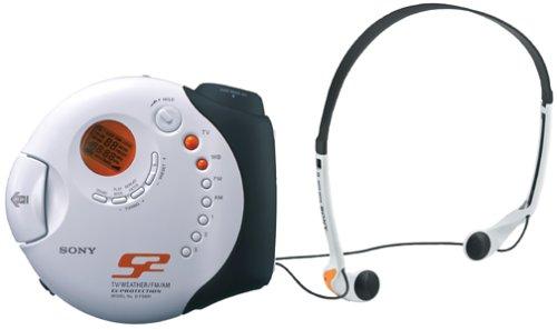 Sony D-FS601 S2 Sports CD Walkman Portable Disc ()