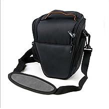 Landfox Camera Case Bag for DSLR NIKON D4 D800 D7000 D5100 D5000 D3200 D3100 D3000 D80