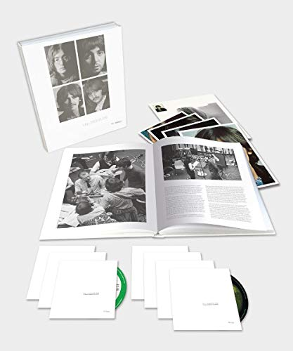 Price comparison product image The Beatles (The White Album) [6 CD + Blu-ray]