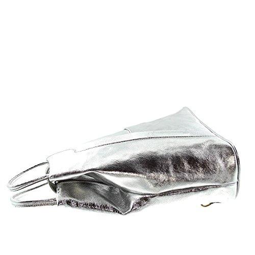 MIO mochila le Bolso IO per Mujer plata Icone® Borsetta IO 7OfqZ5w